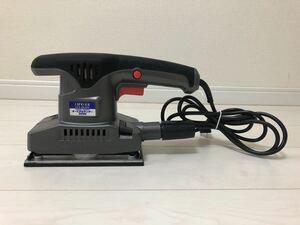 ライフレックス LIFELEX オービタルサンダー LFX-50-022 研磨 床磨き 動作確認済み 中古