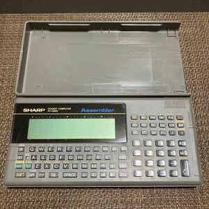 SHARP ポケットコンピュータ PC-G805