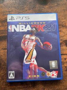 PS5 NBA 2K21 通常版 特典あり(コード未使用)