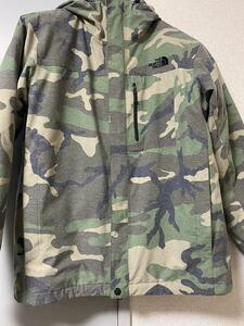 THE NORTH FACE 迷彩 ノベルティゼウストリクライメイトジャケット