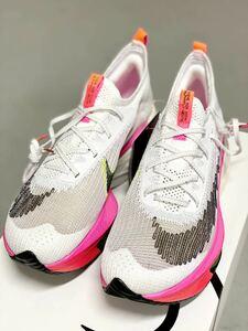 NIKE ナイキ エア ズーム アルファフライ ネクスト% 25.5cm ZOOM VAPORFLY オリンピックカラー 大迫傑 ランニング マラソン