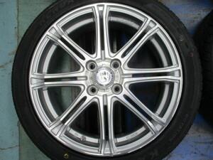ワーク シュヴァート SC1M 16x5.5J +46 タイヤ未使用 165/50R16 タント N BOX デイズ スペーシア 軽自動車 WORK SCHWERT