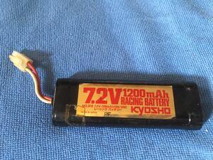 京商 7.2Vニッカドバッテリー ジャンク