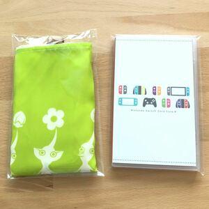 エコバッグ、カードケース