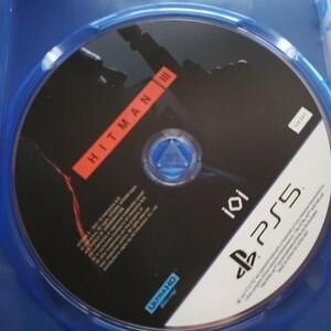 PS5 ヒットマン3 ディスクのみ 値下げ不可