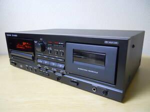 ★TASCAM★ タスカム 業務用カセットCDプレーヤー CD-A500 / 動作品・メンテ済 / 取扱説明書 付属
