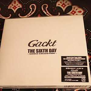 Gackt / THE SIXTH DAY ~SINGLE COLLECTION~