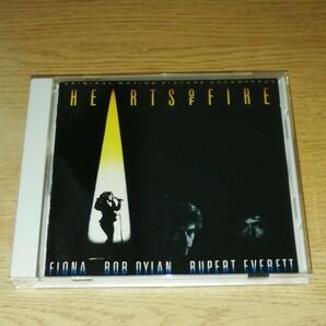 CD 「ハート・オブ・ファイア」オリジナル・サウンドトラック