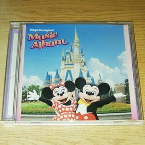 CD 東京ディズニーランド ミュージック・アルバム