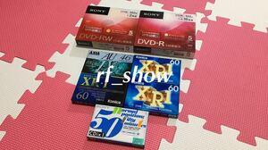 カセットテープ DVD-R SONY 繰り返し録画用