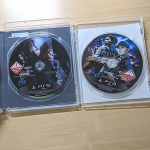 【PS3ソフト 2本セット】 バイオハザード5(オルタナティブ エディション) & バイオハザード6