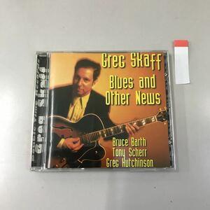 CD 輸入盤 中古【洋楽】長期保存品 Greg Skaff