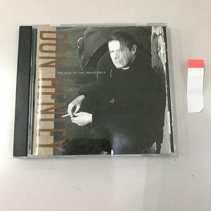 CD 輸入盤 中古【洋楽】長期保存品 DON HENLEY