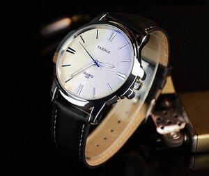 【限定価格】ファッションクォーツ時計 男性腕時計トップブランド 高級男性時計ビジネスメンズ腕時計 Hodinky レロジオ Masculino|ew