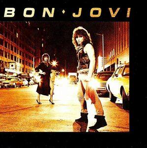 ◆◆BON JOVI◆ボン・ジョヴィ 夜明けのランナウェイ 84年作 即決 送料込◆◆