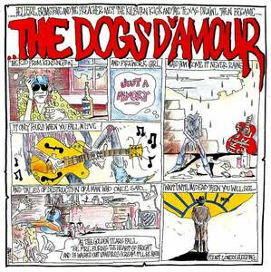 ◆◆THE DOGS D'AMOUR◆ザ・ドッグス・ダムール 国内盤 デビューEP 即決 送料込◆◆