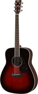 YAMAHA/FG830 アコースティックギター タバコブラウンサンバースト(TBS)【ヤマハ】【北海道・離島送料別途です】