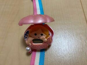 サッポロ一番 おもしろ時計 人魚姫 腕時計 昭和 レトロ 当時物 当選品 非売品