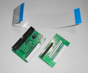 PC-98専用スリムタイプ26ピンFDD-34ピンFDD変換アダプタ (FD1139C、FD1139T、FD1238T、W1D、FD-05HG対応)