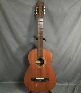 9/28 190976 SUSING'S GUITAR FACTORY クラシックギター ハードケース付 弦楽器