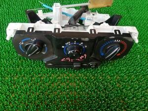 ダイハツ MAX RS マックス LA-L952S L950S L960S L962S A/C エアコンスイッチ エアコンパネル クーラースイッチ