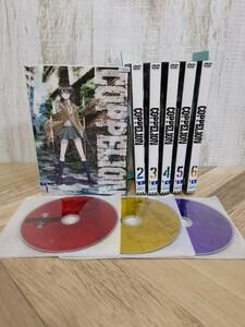 COPPELION コッペリオン 全6巻セット DVD レンタル