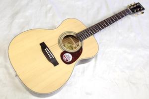 新品特価 Headway(ヘッドウェイ) / HF-60SS NA アコースティックギター トップ&バック単板 ※全国送料無料(一部地域は除きます。)