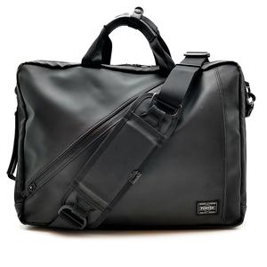 送料無料 ポーター PORTER 吉田カバン ビジネスバッグ ショルダーバッグ リュックサック 鞄 576-07791 クラウド CLOUD 3WAY 黒系 メンズ