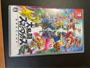 大乱闘スマッシュブラザーズSPECIAL Nintendo Switch ニンテンドースイッチソフト
