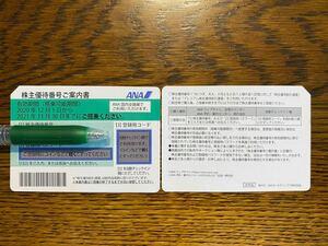 全日空(ANA)の株主優待券~2022.5.31_b