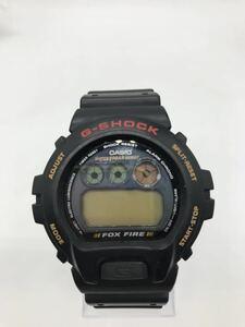 CASIO G-SHOCK 「FOX FIRE(フォックスファイア)」 DW-6900