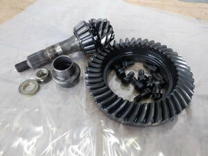 prompt decision H16 year Bongo SK82 rear diff ring gear Pinion set final 4.7(43:9) diversion? Roadster? FC3S?/14 next [F0903S-1]