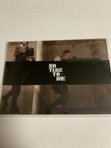 映画 007 NO TIME TO DIE ノー・タイム・トゥ・ダイ 前売券特典 特製ポストカードセット(新品・未開封・未使用)