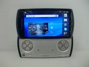 SONY Xperia PLAY SO-01D docomo 送料520円  ソニー エリクソン エクスペリア プレイ ドコモ エミュレーター ゲーム