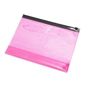 discord Yohji Yamamoto ノベルティ ロゴ入り ポーチ ディスコード バッグ 鞄 小物入れ ピンク