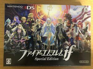 ファイアーエムブレム if SPECIAL EDITION 特典付 3DSソフト