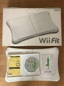Wii fit ソフトバランスボード セット