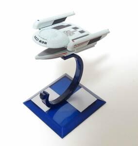 ★ 美品 フルタ スタートレック α U.S.S.GRISSOM グリソム NCC-638 オーベルト級 惑星連邦宇宙艦隊 STAR TREK Furuta フィギュア
