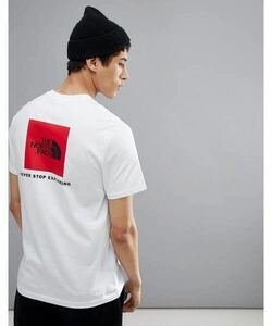 THE NORTH FACE Red Box Tee Tシャツ ホワイトM(他サイズあり)