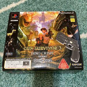 ガンサバイバー3 ディノクライシス PS2 プレイステーション2