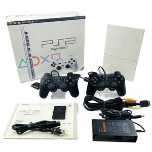 SONY PlayStation2 SCPH-70000 CW