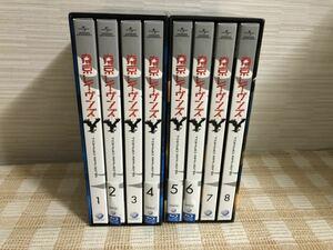 東京レイヴンズ 全8巻セットBlu-ray 即決 送料無料