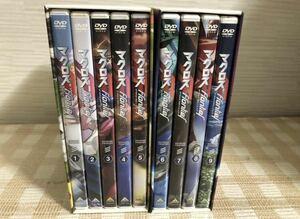 マクロスF 全9巻セット DVD 即決 送料無料