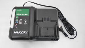1円~ HiKOKI 14.4V/18V 急速充電器  UC18YDL2  低騒音 USB端子付 冷却機能