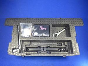 タント LA610S 車載工具 パンク修理キット 補修剤期限切れ 中古品 ケース付き 64421-B2040