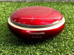 Panasonic/パナソニック ポータブルワイヤレススピーカー SC-MC20 現状品 ジャンク扱い(C946)