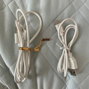 USBケーブル USB -C 2本セット