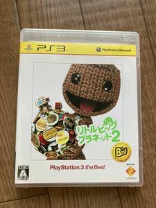 PS3ソフト リトルビッグプラネット2