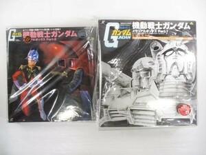 【LD/帯付き】★★機動戦士ガンダム メモリアルボックス PART1&2 期間限定生産