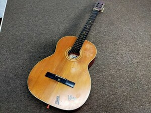 YAMAHA DYNAMIC GUITAR クラシックギター NO.15 PAT.NO.187409 10621-170